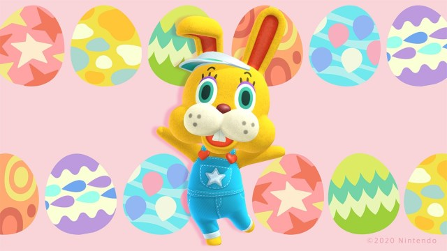 Animal Crossing paque