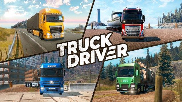 Truck Driver – Les nouveautés de ce patch 1.06
