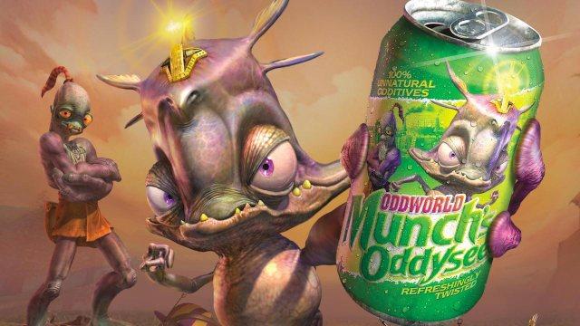 Oddworld: Munch's Oddysee – Sa date de sortie dévoilée sur Nintendo Switch
