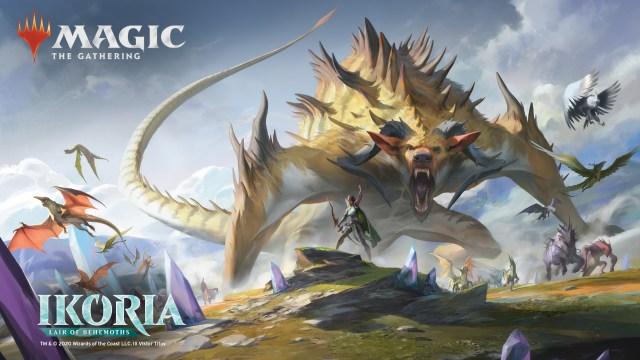 Magic : The Gathering – Le Roi des monstres fait son entrée
