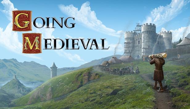 Going Medieval – Le nouveau jeu de gestion médiéval sur fond de peste noire arrivera cette année sur PC