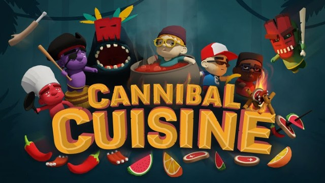 Cannibal Cuisine – Maintenant Disponible !!