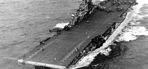 USS Intrepid, Philippine Sea, 1944 - Wikipedia