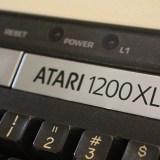 Atari 1200XL badging