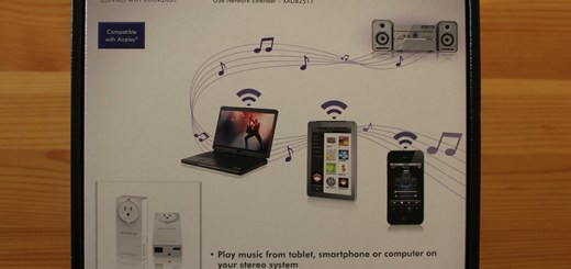 Netgear's Powerline Music Extender