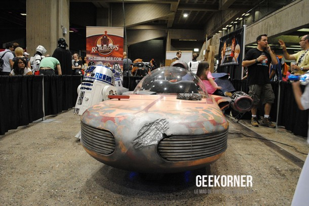 Comiccon 2011 Vehicules07