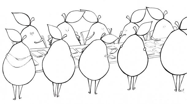 Drew-McKewitt-Angry-Pear-Expozine-2011-Visuel-Geekorner
