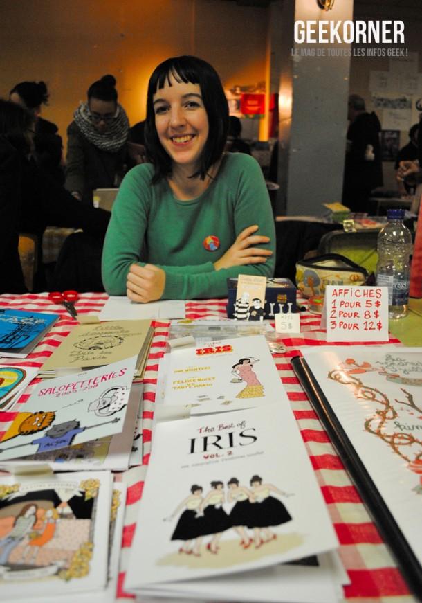 Iris-Boudreau-Expozine-2011-Geekorner-1