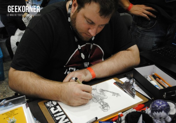Martin-le-NINJA-David-Therrien-montreal-comiccon-2011-geekorner-2