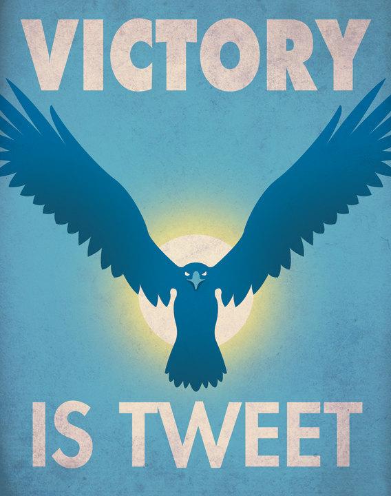 Twitter-propaganda-victory-poster-aaron-wood-geekorner