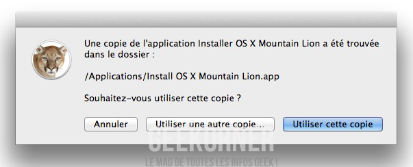 USB Mountain Lion - Geekorner - 02
