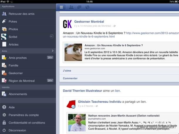 Facebook iOS Aout 2012 - Geekorner 12