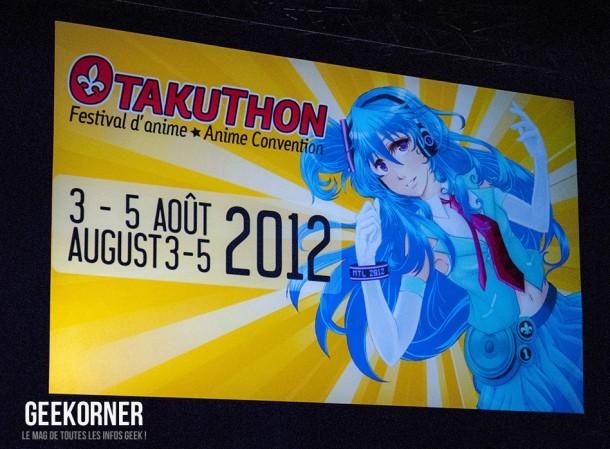 Otakuthon 2012 - Mascarade - Geekorner - 16