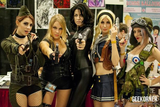 Cosplay Comiccon Montréal 2012 - Geekorner - 013