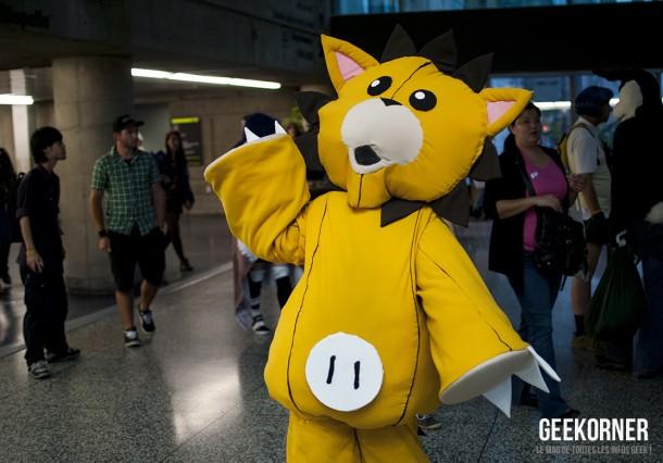 Cosplay Comiccon Montréal 2012 - Geekorner - 046