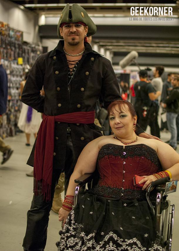 Cosplay Comiccon Montréal 2012 - Geekorner - 048