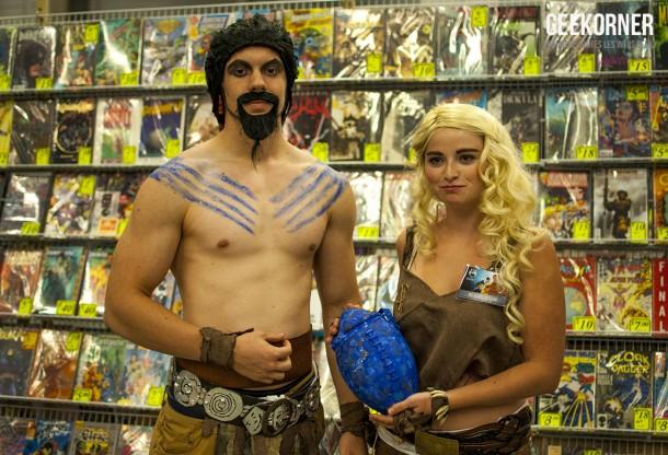 Cosplay Comiccon Montréal 2012 - Geekorner - 052
