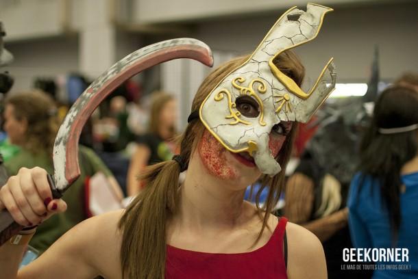 Cosplay Comiccon Montréal 2012 - Geekorner - 066