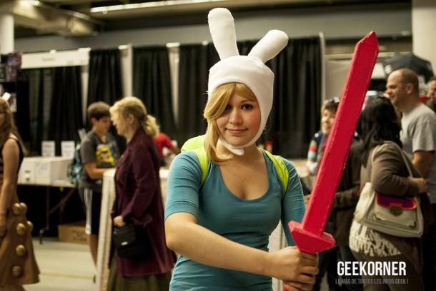 Cosplay Comiccon Montréal 2012 - Geekorner - 089