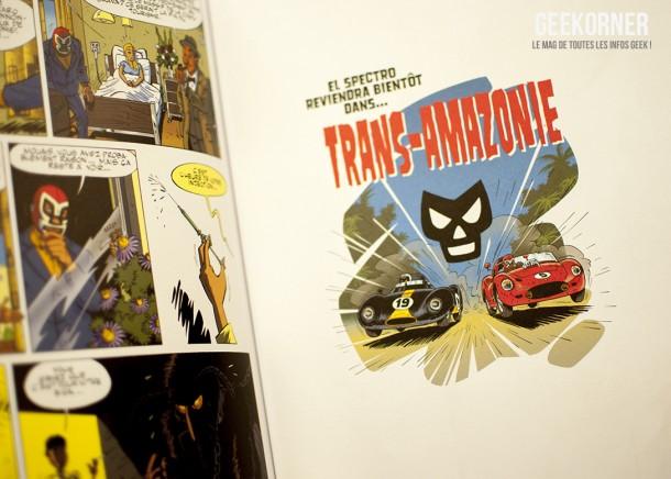 EL SPECTRO - Yves Rodier - Frédéric Antoine - Comiccon Montréal 2012 - Geekorner - 007