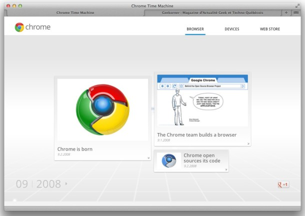 Google Chrome - Time Machine - Geekorner - 002