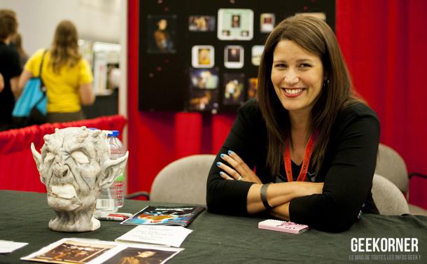 Noelle Hannibal - Buffy - Comiccon Montréal 2012 - Geekorner - 011