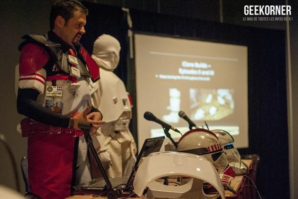 Star Wars - Forteresse Impériale du Québec - Comiccon Montréal 2012 - Geekorner - 008