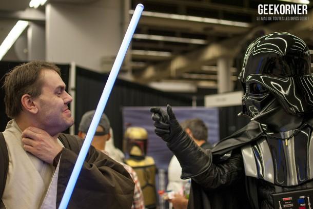 Star Wars - Forteresse Impériale du Québec - Comiccon Montréal 2012 - Geekorner - 011
