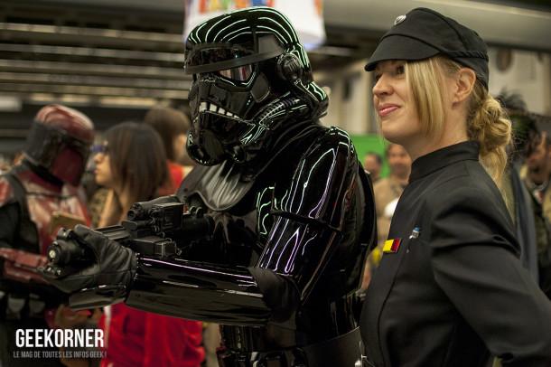 Star Wars - Forteresse Impériale du Québec - Comiccon Montréal 2012 - Geekorner - 012
