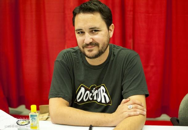 Wil Wheaton - Comiccon Montréal 2012 - Geekorner - 003