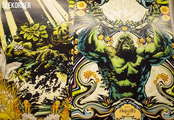 Yanick Paquette - Comiccon Montréal 2012 - Geekorner - 004