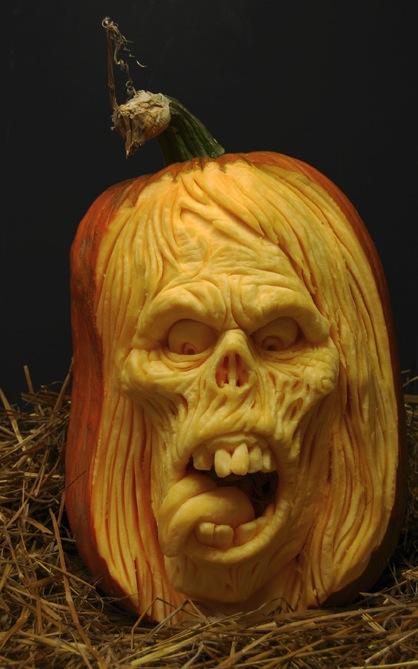 Citrouilles Halloween - Art Geek Horreur - Ray Villafane- 028