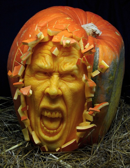 Citrouilles Halloween - Art Geek Horreur - Ray Villafane- 037