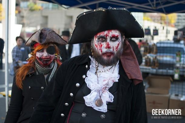 Marche Zombies Walk Montreal 2012 - Geekorner - 016