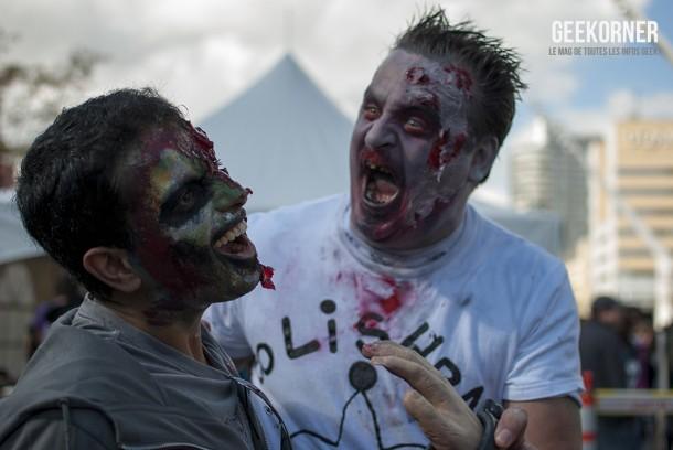 Marche Zombies Walk Montreal 2012 - Geekorner - 017