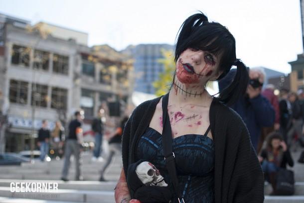 Marche Zombies Walk Montreal 2012 - Geekorner - 025