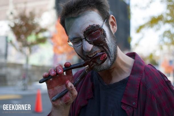 Marche Zombies Walk Montreal 2012 - Geekorner - 029
