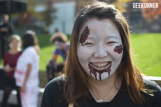 Marche Zombies Walk Montreal 2012 - Geekorner - 034