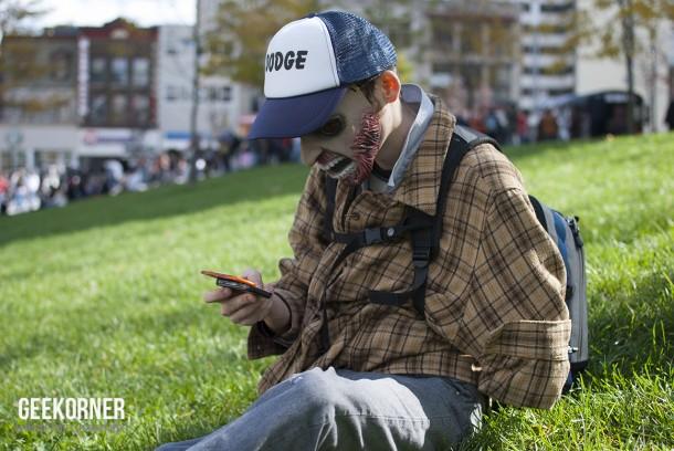 Marche Zombies Walk Montreal 2012 - Geekorner - 038