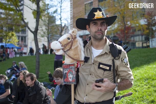 Marche Zombies Walk Montreal 2012 - Geekorner - 047