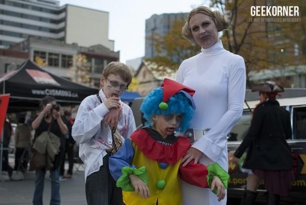 Marche Zombies Walk Montreal 2012 - Geekorner - 057