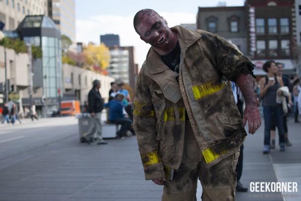 Marche Zombies Walk Montreal 2012 - Geekorner - 058