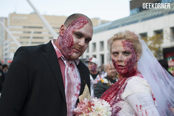 Marche Zombies Walk Montreal 2012 - Geekorner - 062