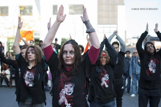 Marche Zombies Walk Montreal 2012 - Geekorner - 071