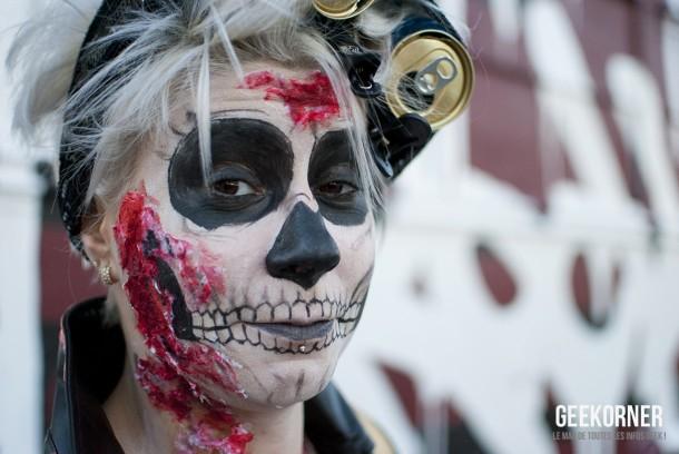 Marche Zombies Walk Montreal 2012 - Geekorner - 085