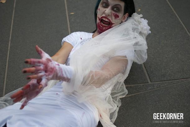Marche Zombies Walk Montreal 2012 - Geekorner - 100