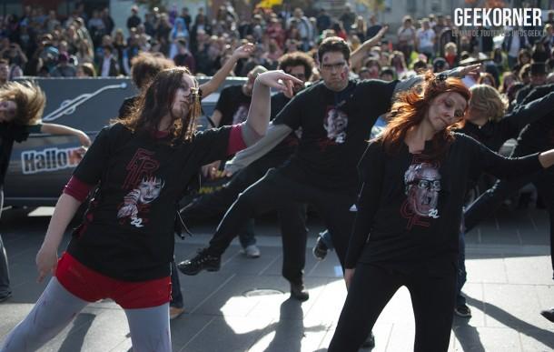 Marche Zombies Walk Montreal 2012 - Geekorner - 104