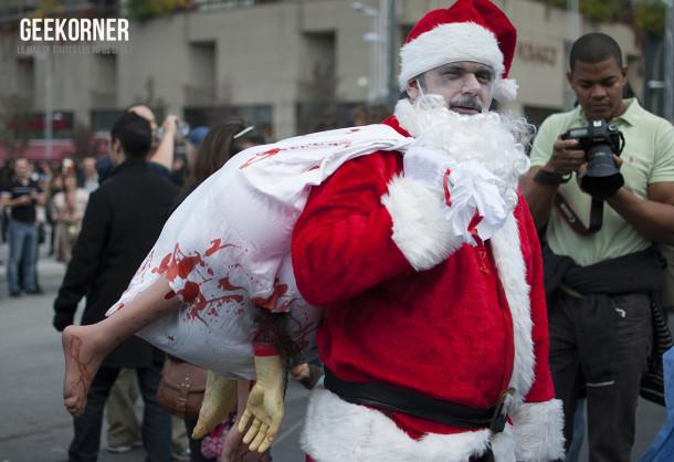 Marche Zombies Walk Montreal 2012 - Geekorner - 109