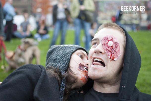 Marche Zombies Walk Montreal 2012 - Geekorner - 123