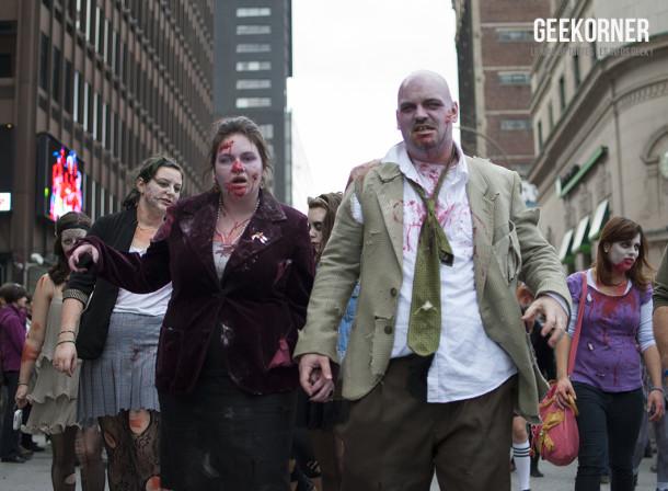 Marche Zombies Walk Montreal 2012 - Geekorner - 153